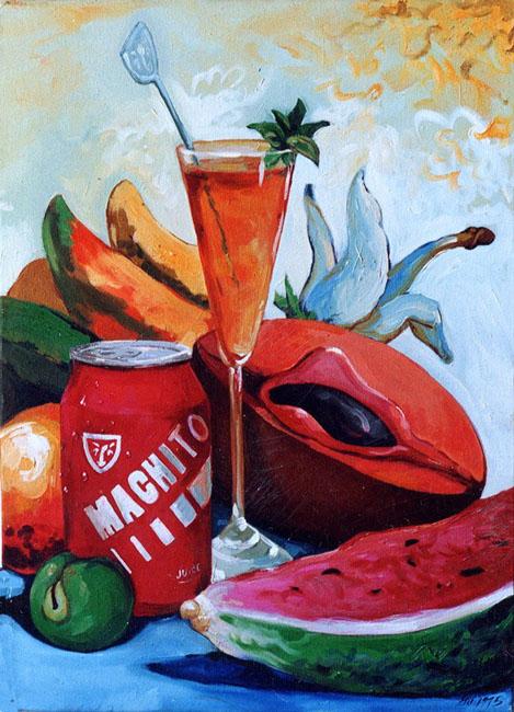 De la serie Paladares, 1995
