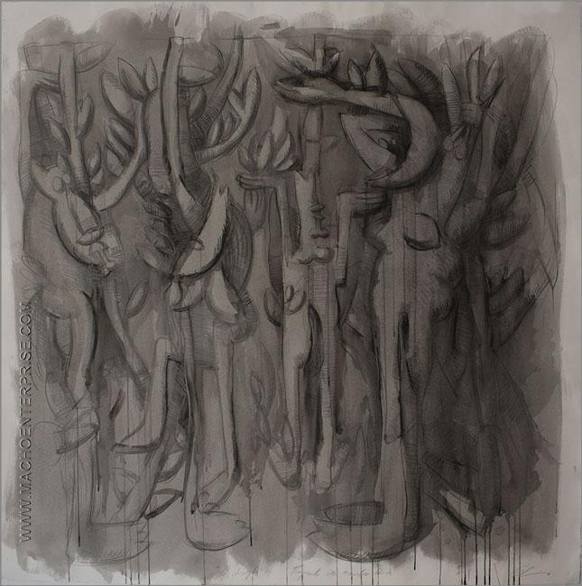 La jungla negra, 2011