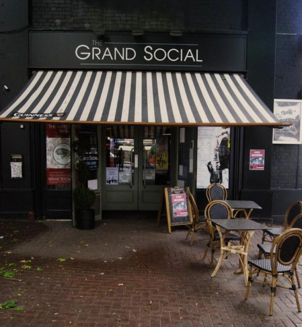 The Grand Social  35 Lower Liffey Street, Dublin 1  018740076