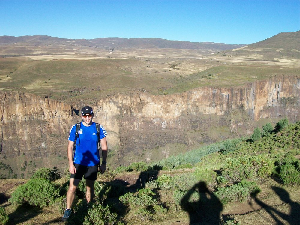 When he's not writing for Cape Town Tourism, Rob is hitting the trails in Cape Town.