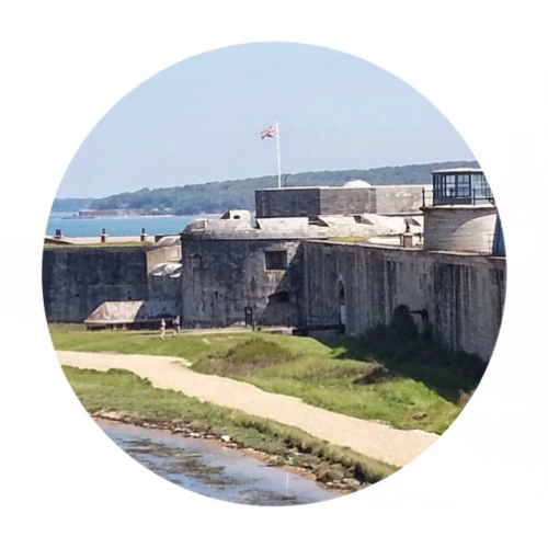 Hurst Castle Hampshire