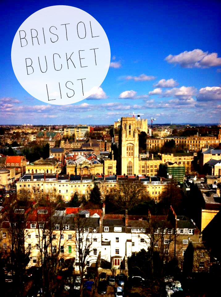 70 THINGS YOU NEED TO DO IN BRISTOL!