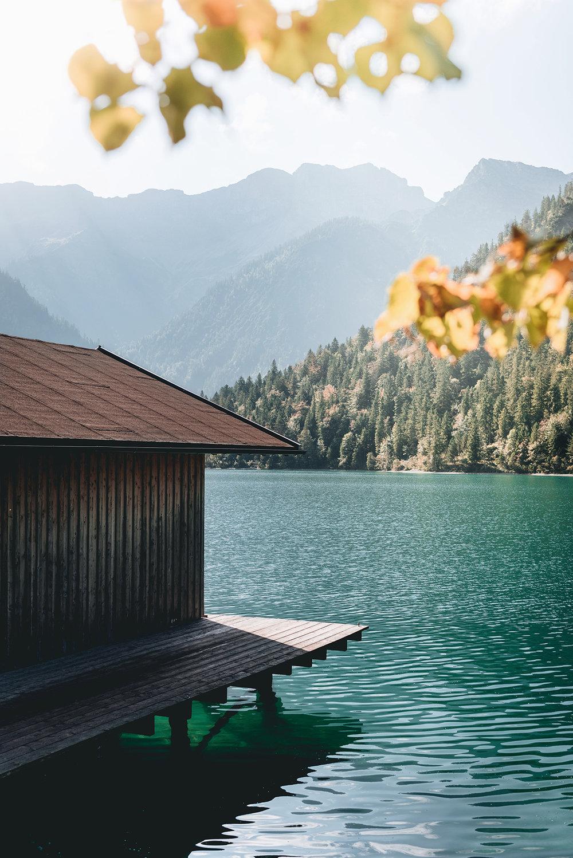 Plansee Lake Austria