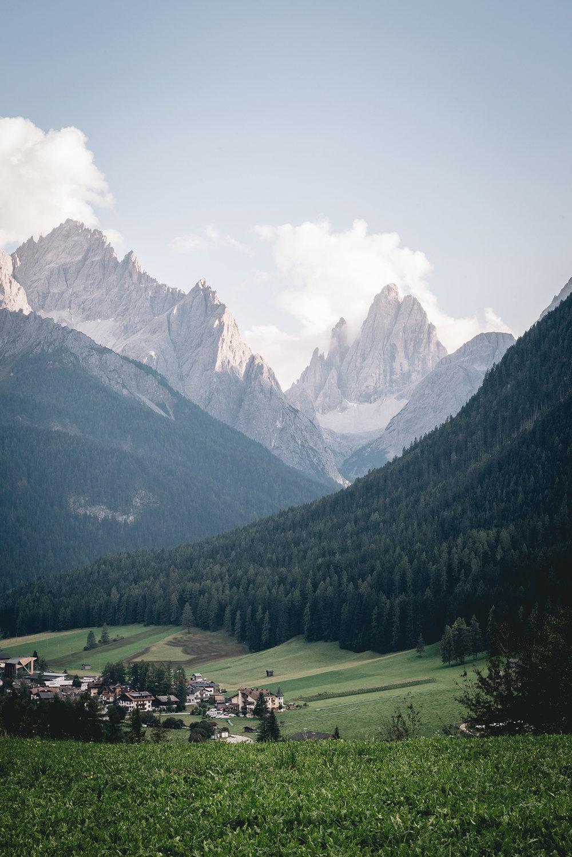 Dolomites Sesto