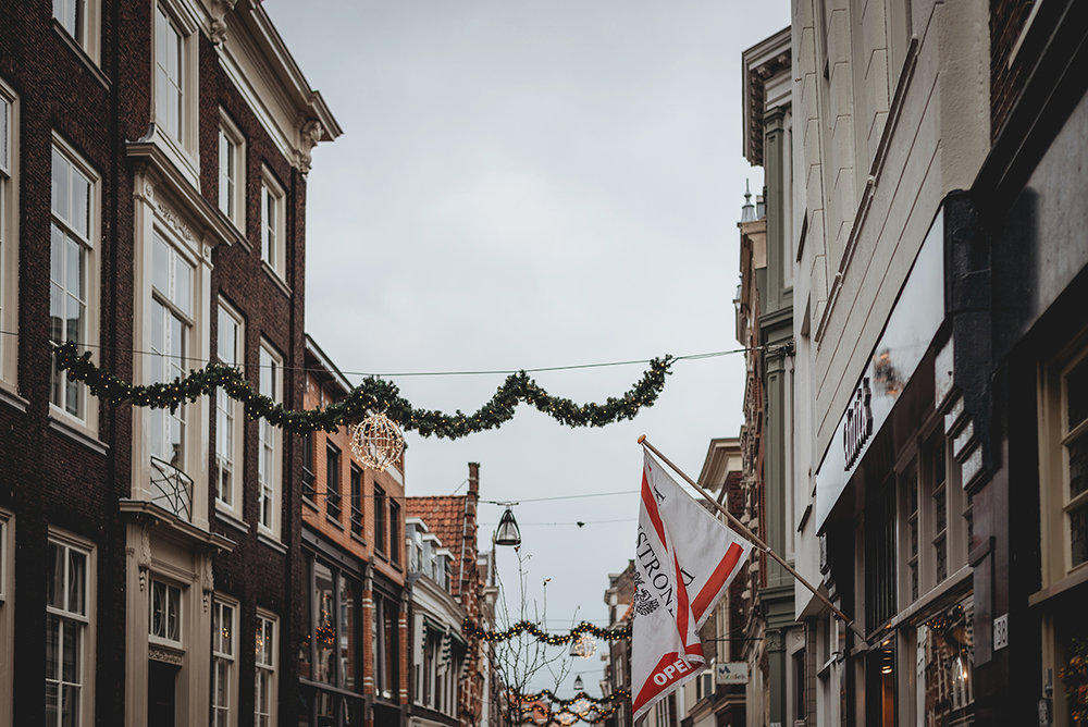 Dordrecht Christmas Lights