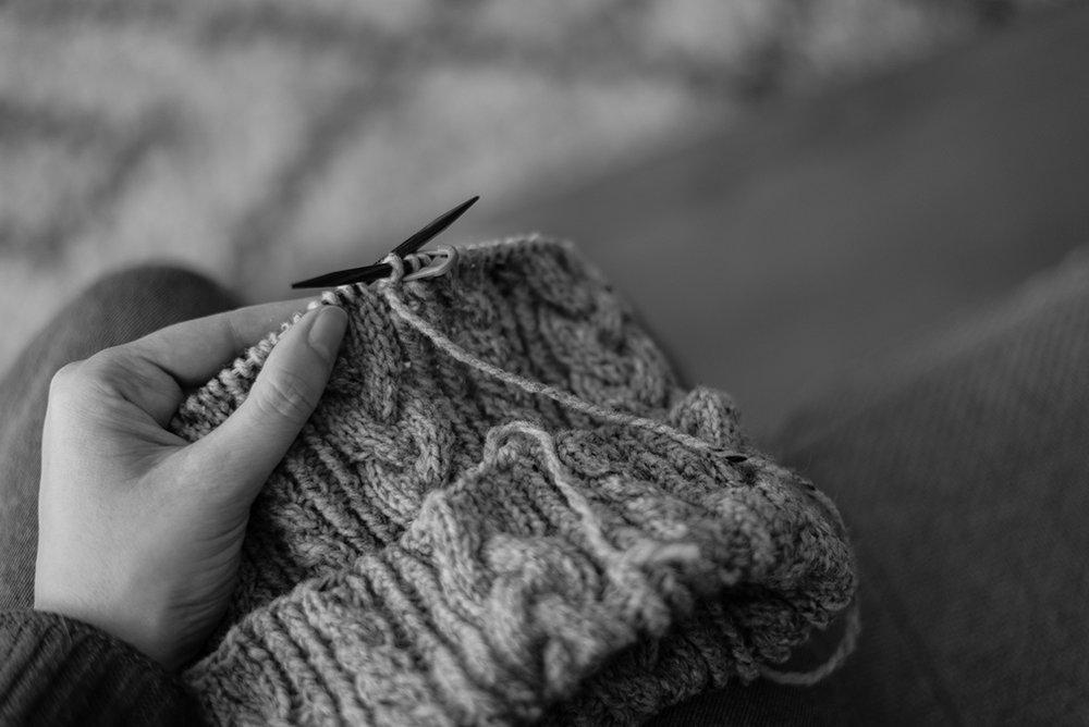 knitting-work-in-progress-Patricia-Martins-Yellowish-2019.jpg