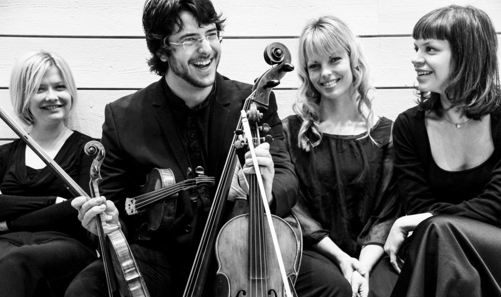 Foto: Agnese Blaubarde / Chiaroscuro Quartet