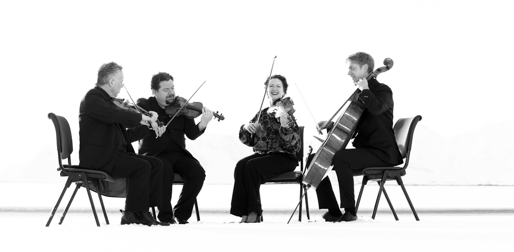 Foto: Engegård Quartet