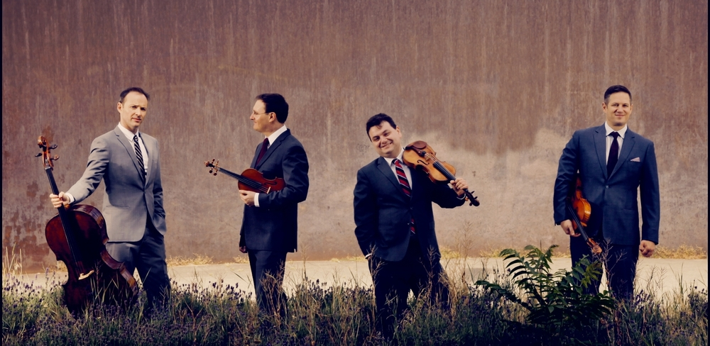 Foto: Felix Broede / Jerusalem Quartet