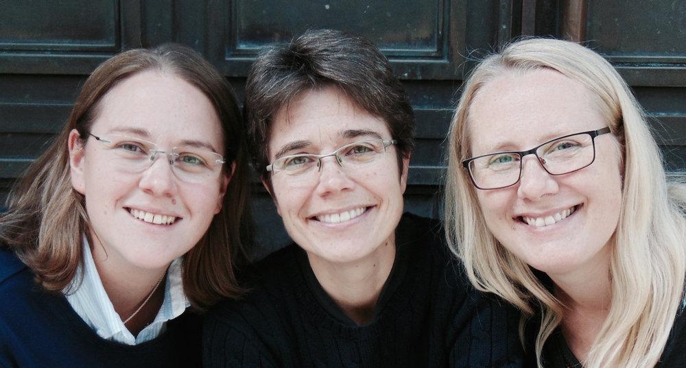 Louisa Tuck, Elise Båtnes, Henninge Landaas