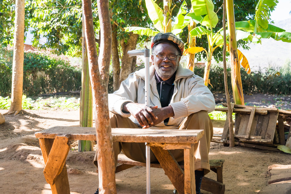 Michael Sekwiha, Kilines's father, sadly left us in December 2017. He began the sowing the seeds of the school decades before it even became an idea. When he was a young father to Kilines, Michael sold his precious cows one by one to pay for his children's school fees. He fended off suitors who came to ask for Kilines' hand in marriage, making sure that they knew that she would finish all the studies that she desired before she felt any pressure of marriage. He ensured that she made it all the way. He fiercely supported Kilines and her other siblings in their vision for the school and he held so much pride in it right to the end.