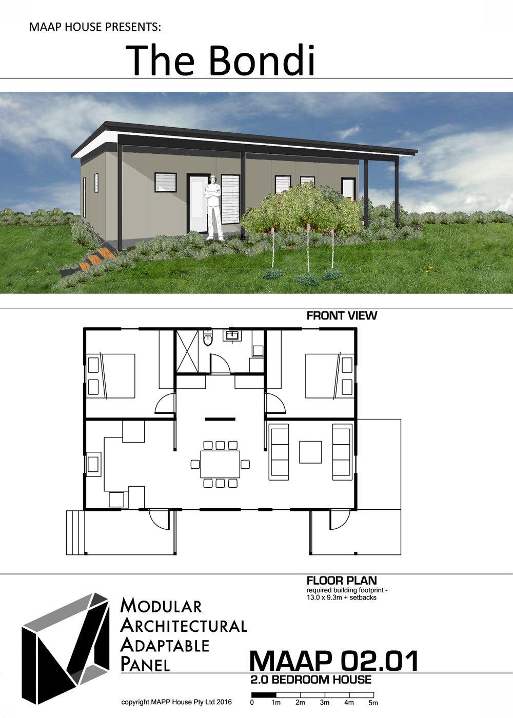MAAP House