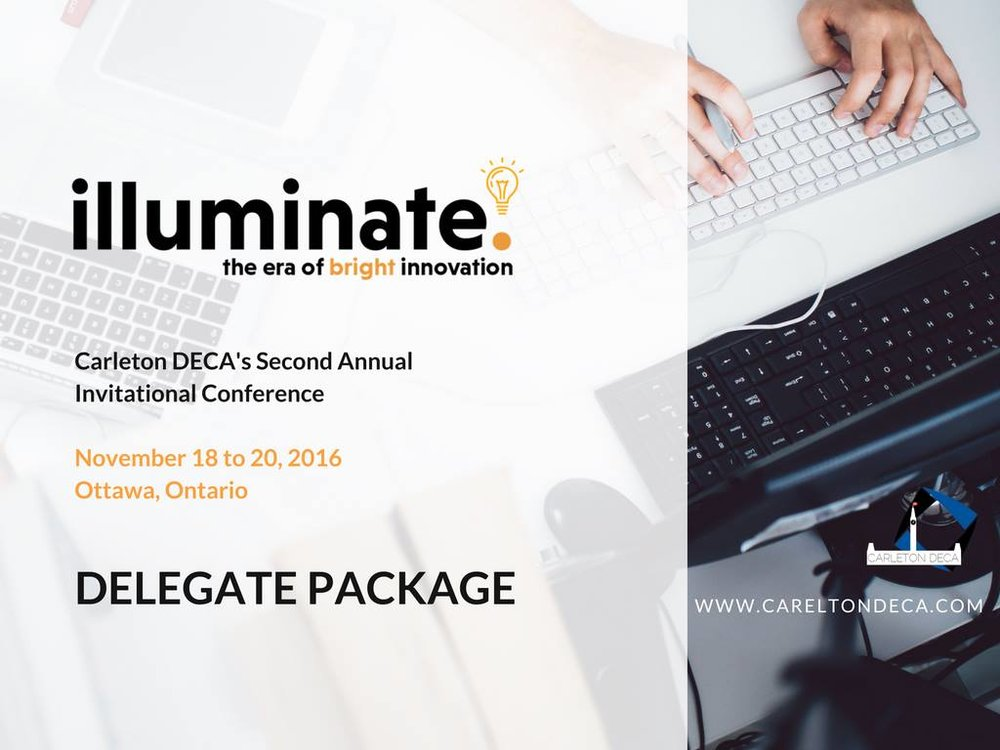 Please  click  on the above image to view the delegate package.