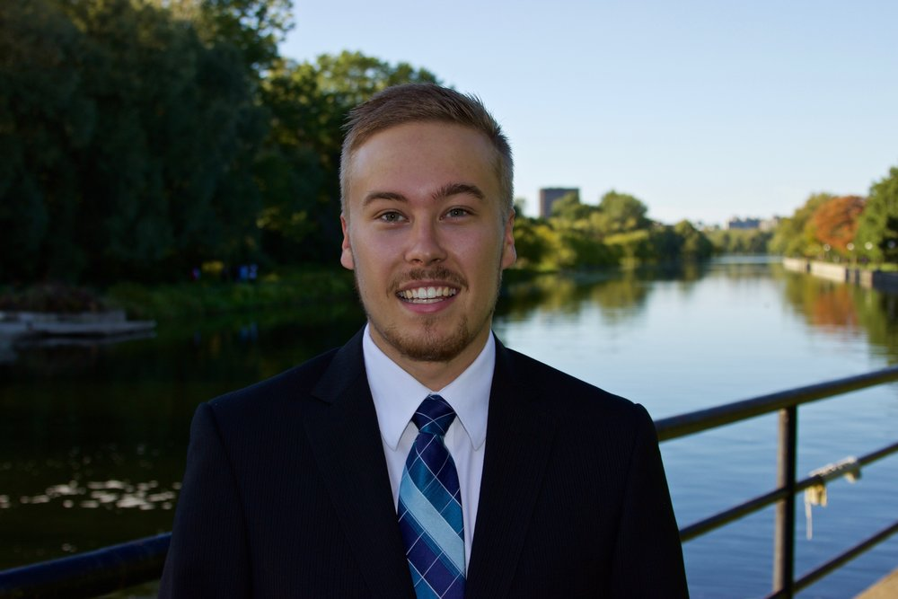 Brad Wilson, VP Delegate Experience 2016/17