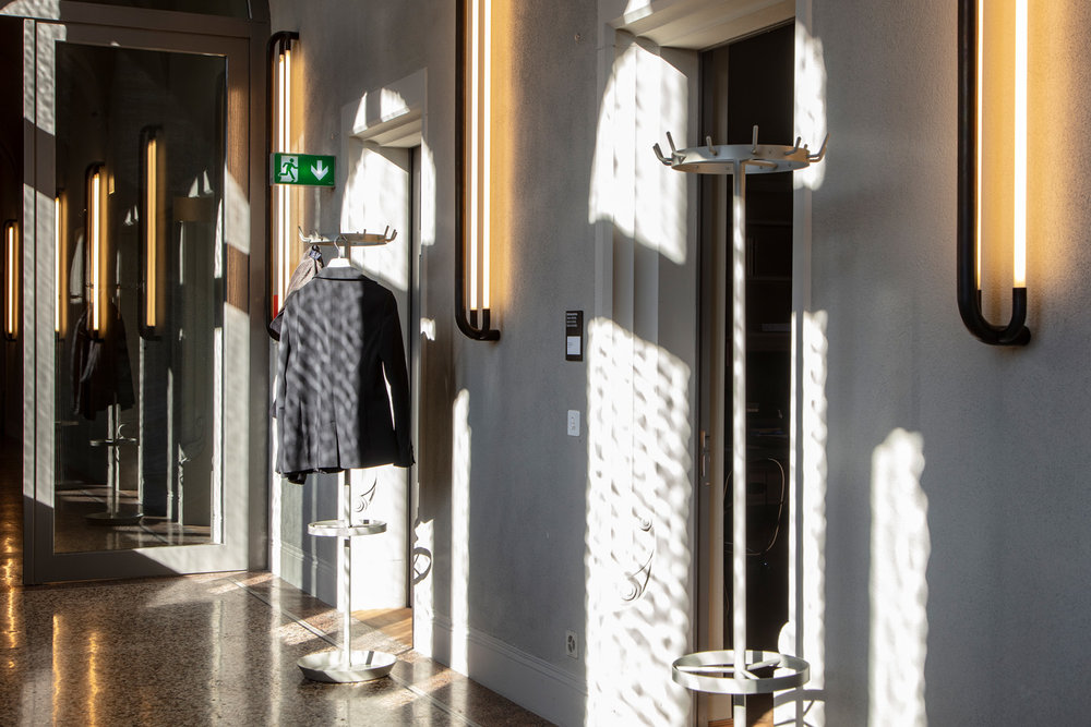 Landesmuseum - Garderobe GSZ
