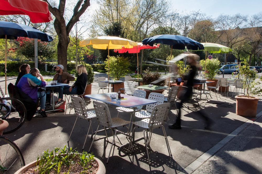 Restaurant Schönau - Stuhl Coray