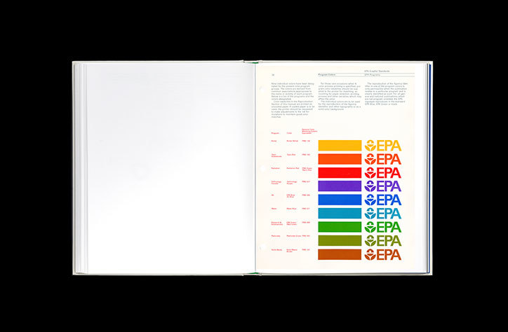 Standards Manual: EPA Graphic Standards System