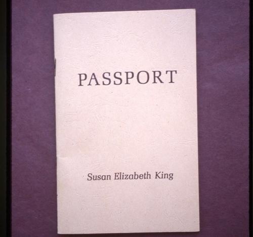 passport susan king