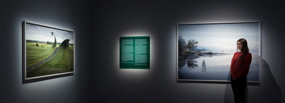 Exhibition at Fotografiska Museum of Photography, February 2016
