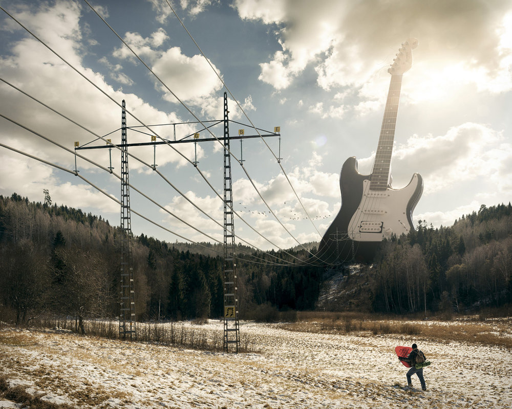 Electric Guitar, 2012
