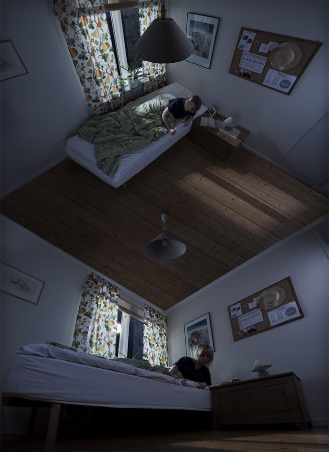 Nightmare Perspective, 2010    102 x 140 cm Ink Jet Print Edition: 3 + 2AP