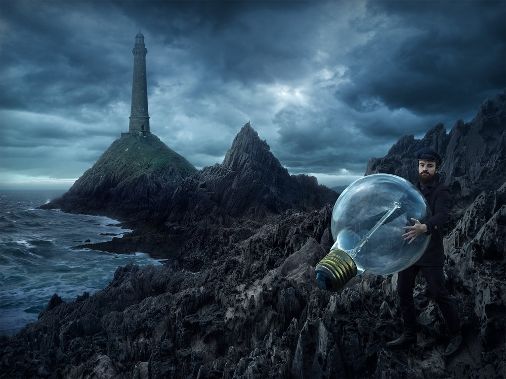The Light Keeper, 2018    180 x 135 cm Hahnemühle Photo Rag Baryta Edition: 3 + 1AP