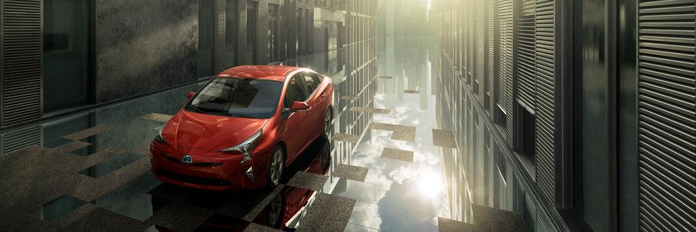 Toyota Prius OHH