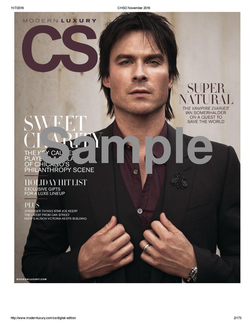 CS Magazine November 2016