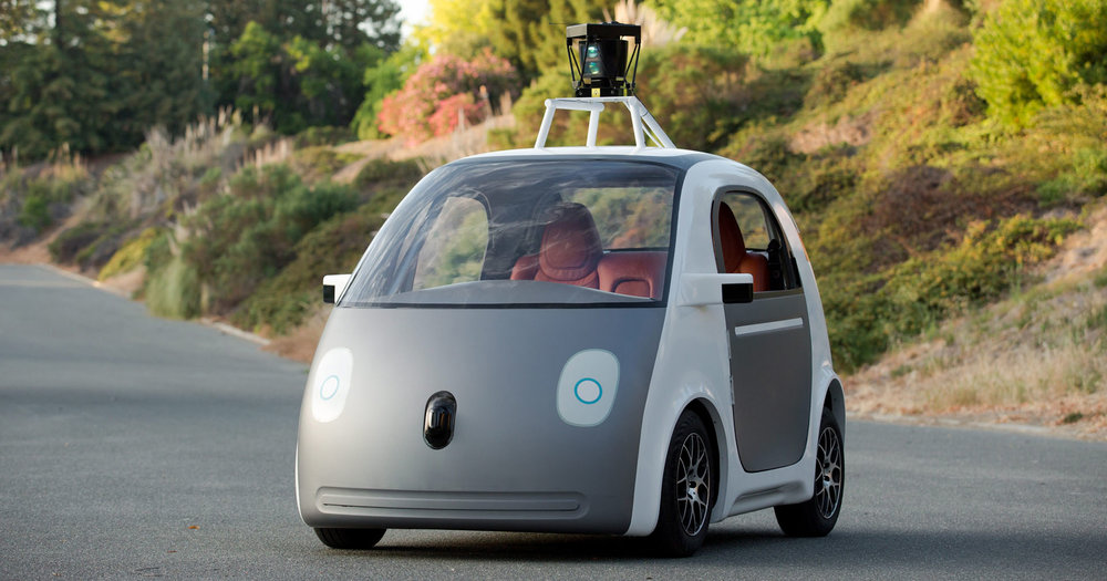 """Will Autonomous Cars or Public Transit Win the Future of Driving?"""