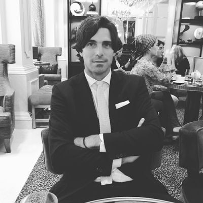 """Polo's Nacho Figueras, Estee Lauder and Damn Handsome Soap on BCA"""