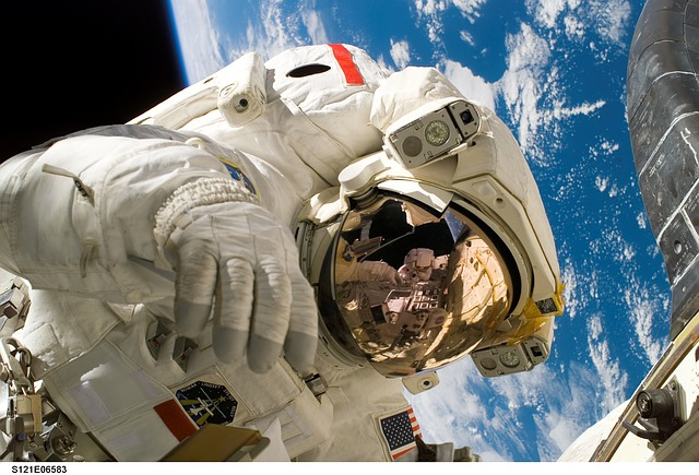 """Astronauts' spines shrink 19 percent in space new study"""
