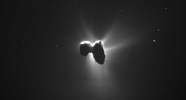 """Ancient comet strike traced to massive global warming"""