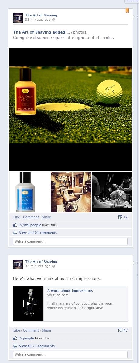 Social Media: Facebook Co-branding