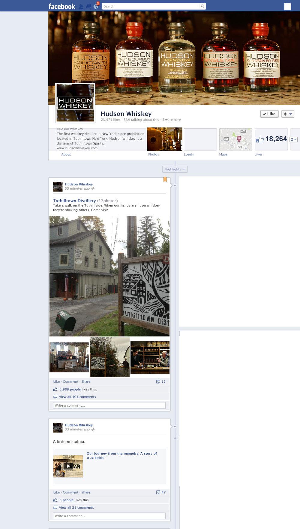 Social Media: Facebook 1