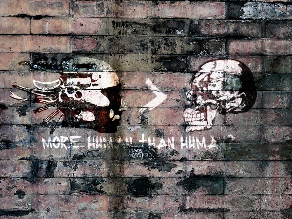 Ambient ad grafitti
