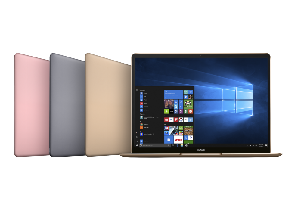 """Tech: Huawei's Matebook X Designed for the User"""