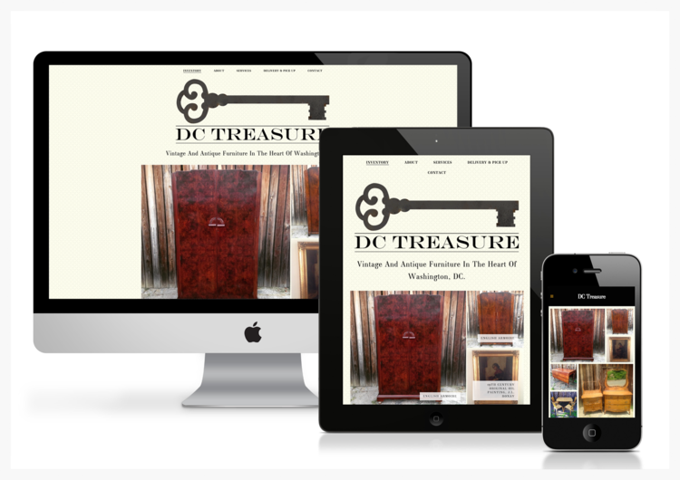 DC Treasure Is An Antique And Vintage Furniture Shop Based In The Petworth  Neighborhood Of Washington, DC. They Like Old Furniture, Vintage  Accessories, ...