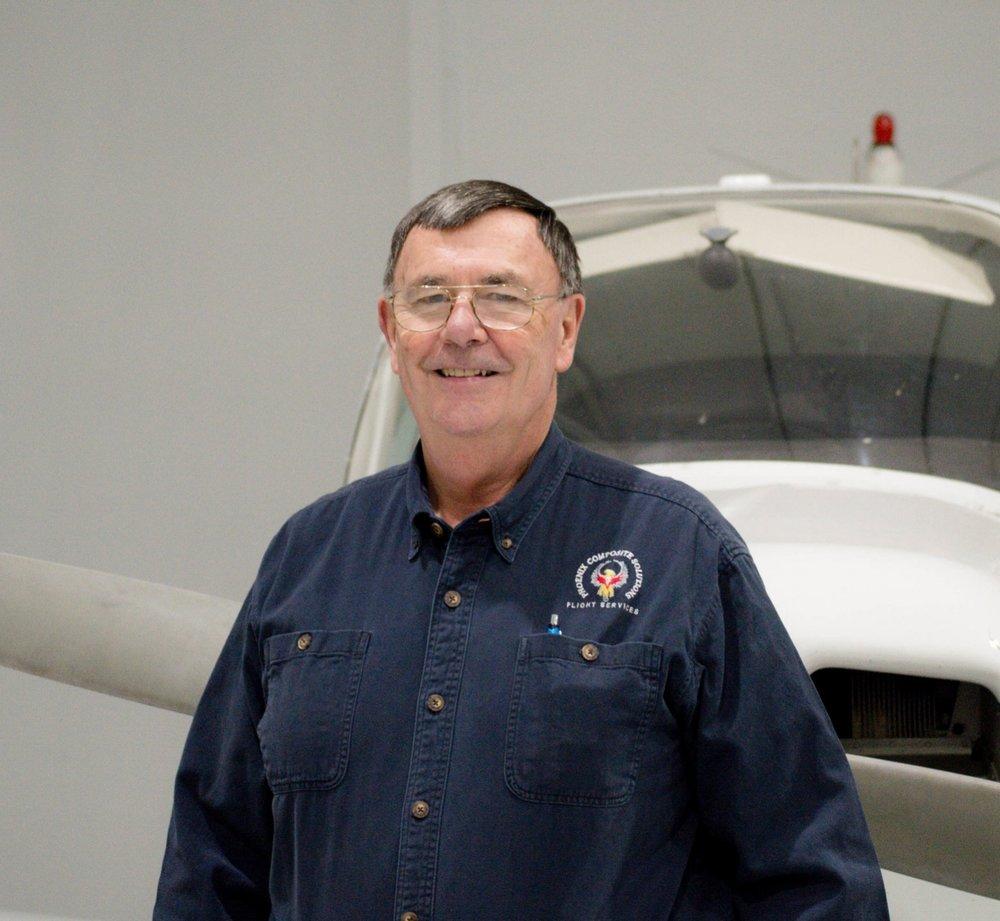 Chief Flight Instructor Mike Munson  CPL CFI CFII & AGI Phone: 313-770-1661