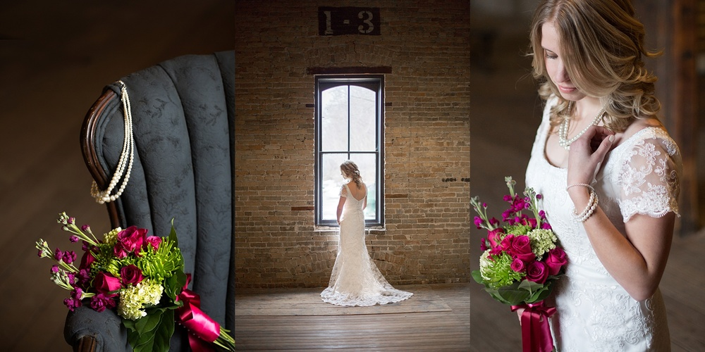 The Lageret Bridal Shoot