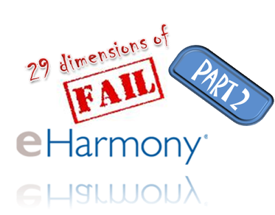 eharmony questions and answers