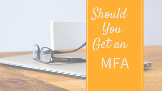 is it worth it to get an mfa in creative writing Are you thinking about getting an mfa in creative writing worried if it's worth it or not maybe it is maybe it isn't it all depends on.