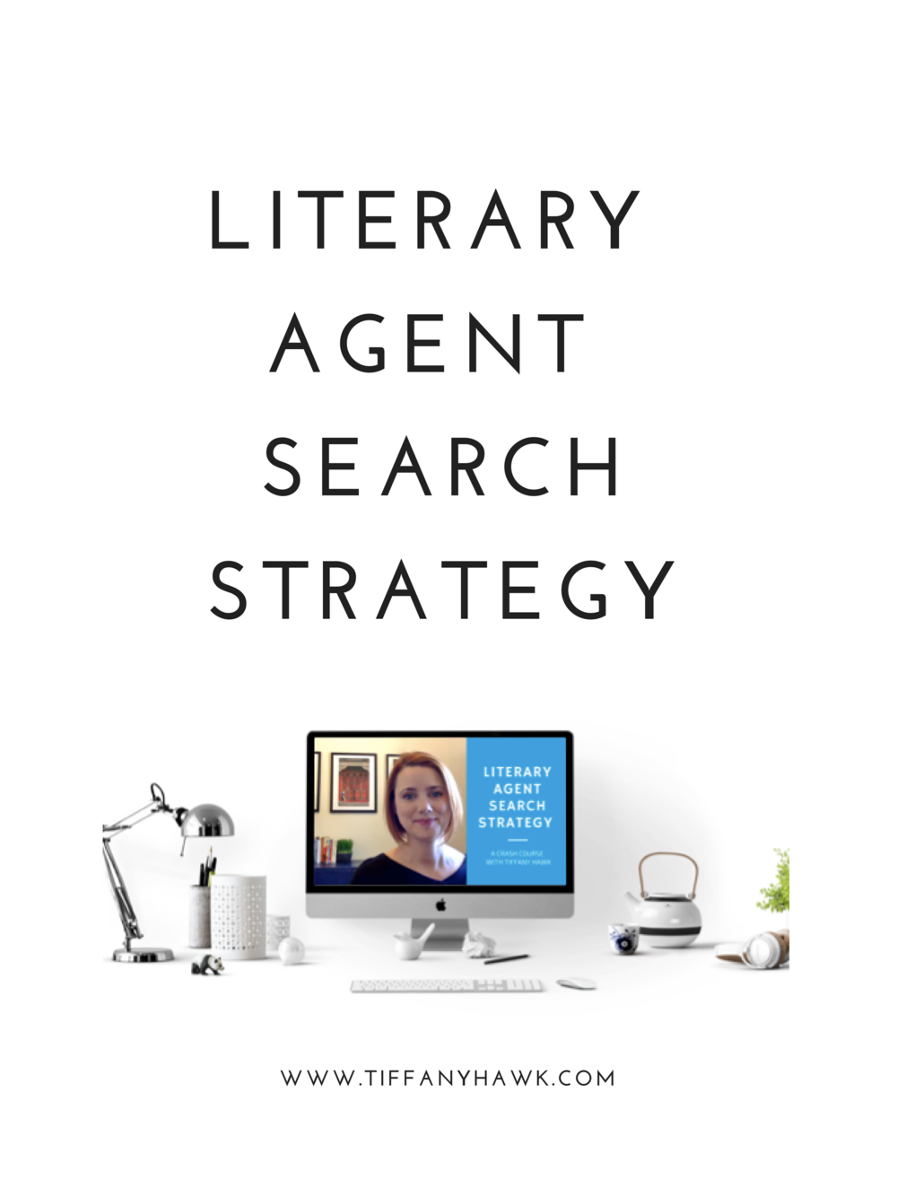 Literary Agent Search Strategy
