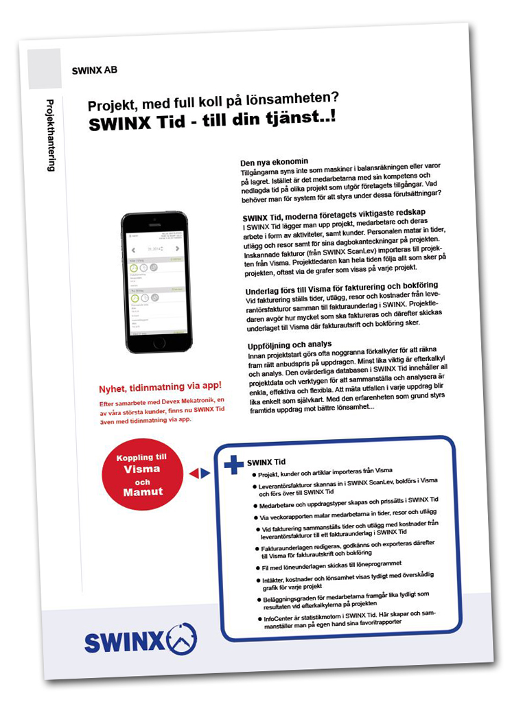 SWINX-Tid