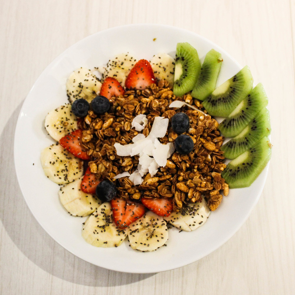 Pineapple Express - Acai Breakfast Bowl