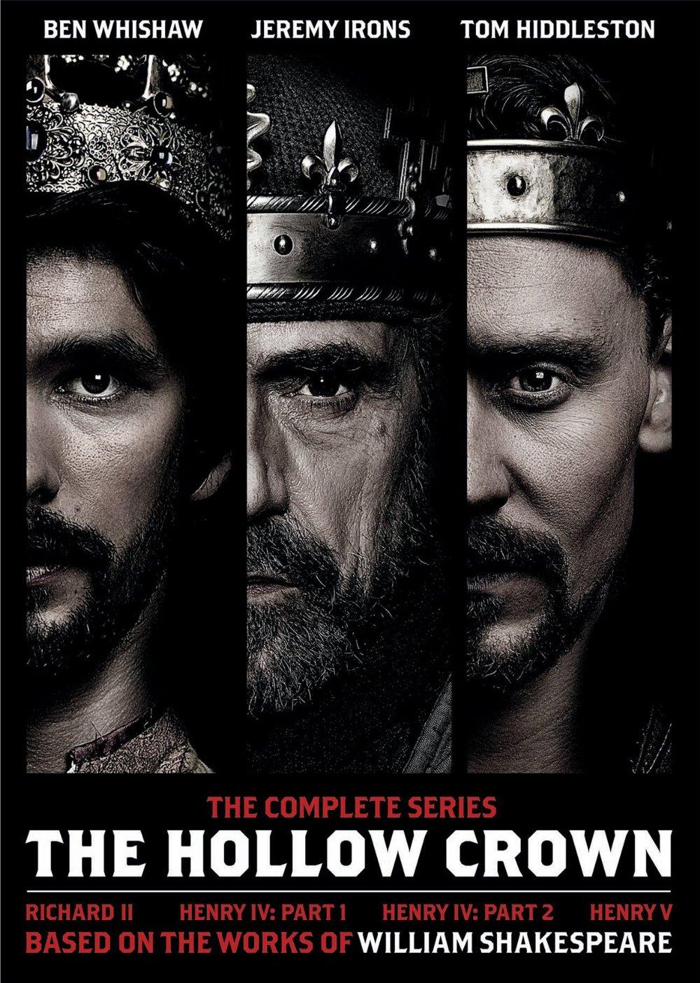 Affiche de la série The Hollow Crown