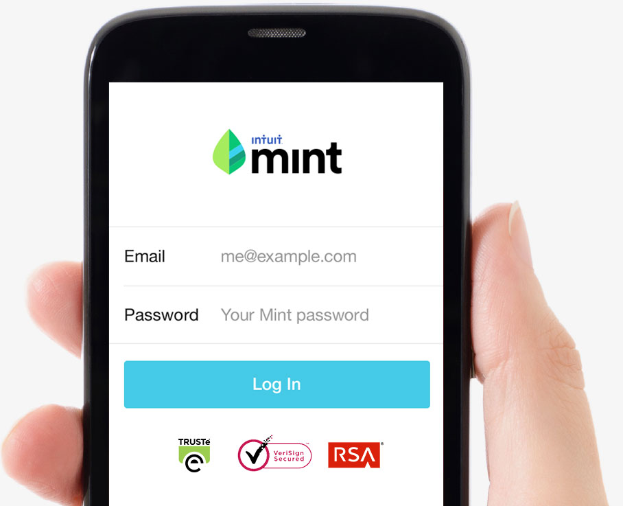 Mint -Manage your money, pay your bills and track your credit score