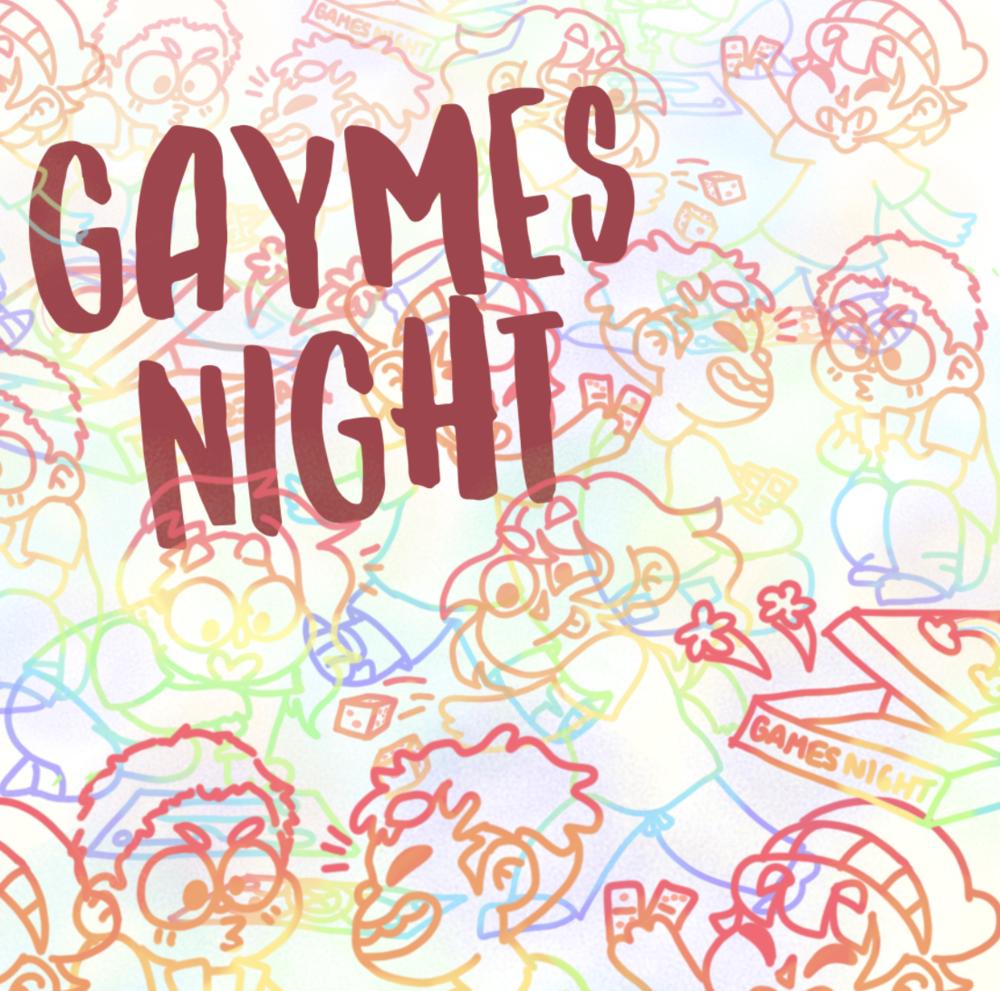 Gaymes Night