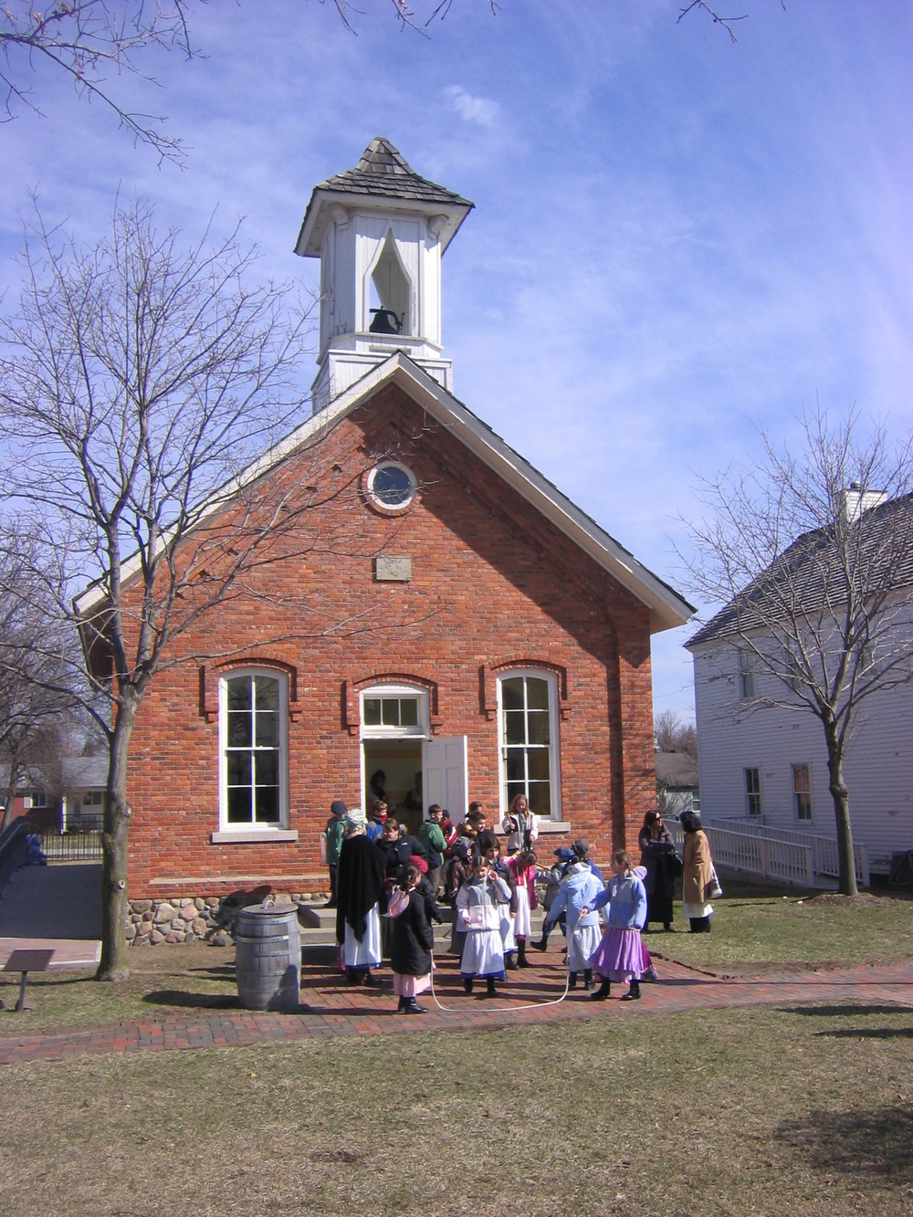TROY HISTORIC VILLAGE