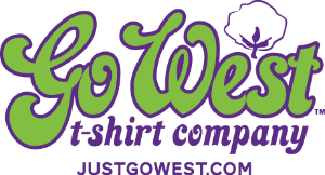 Go West logo