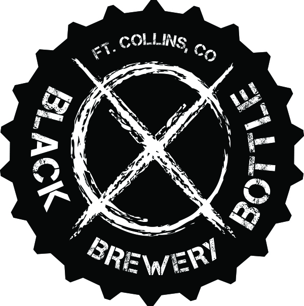Black Bottle Brewery logo